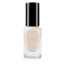 Лак для нігтів  O2M Breathable Nail Enamel SOFT MATTE 501