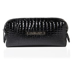КОСМЕТИЧКА TRAVEL MAKEUP BAG BLACK L WOW