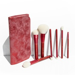 Набор кистей (7 ед.) BRUSH SET (7 PCS) MARBLE RED icon